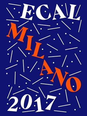 Ecal Milano 2017 - Exhibition