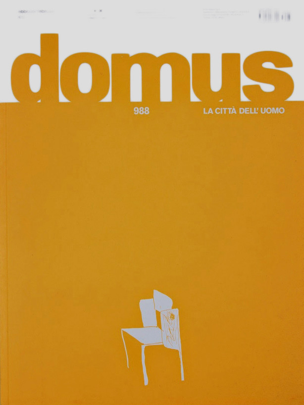 Domus cover