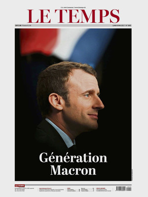 Le Temps Cover