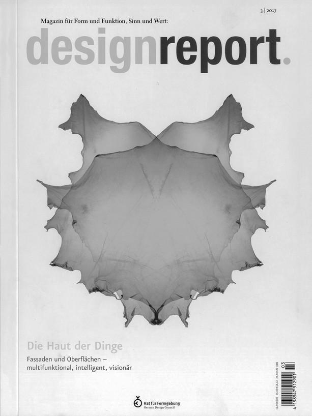 Design Report cover
