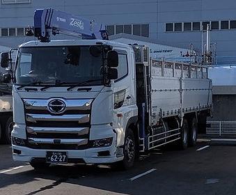 産業廃棄物輸送