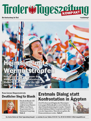 Tiroler Tageszeitung, AT