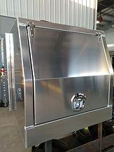 Custom Aluminum Cabinet