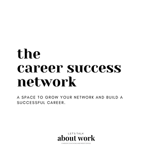 a space to grow your network and build a
