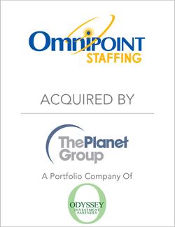 OmniPoint_AcquiredBy_ThePlanetGroup_PortfolioOf_OdysseyInvestmentPartners