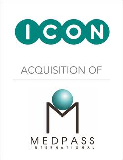 ICON plc_Acquisition Of_Medpass Internat