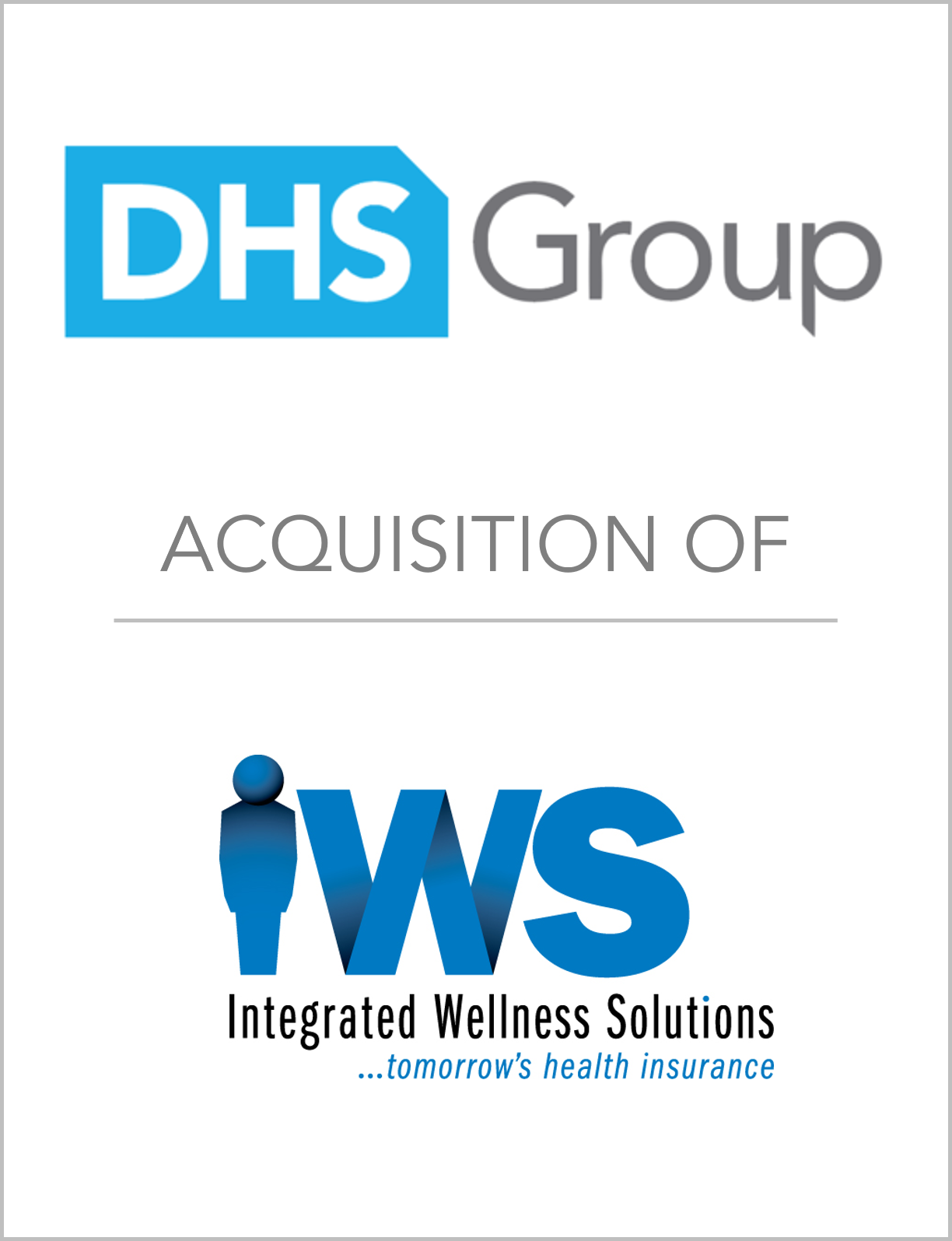 Fairmount Partners Advises DHS Group