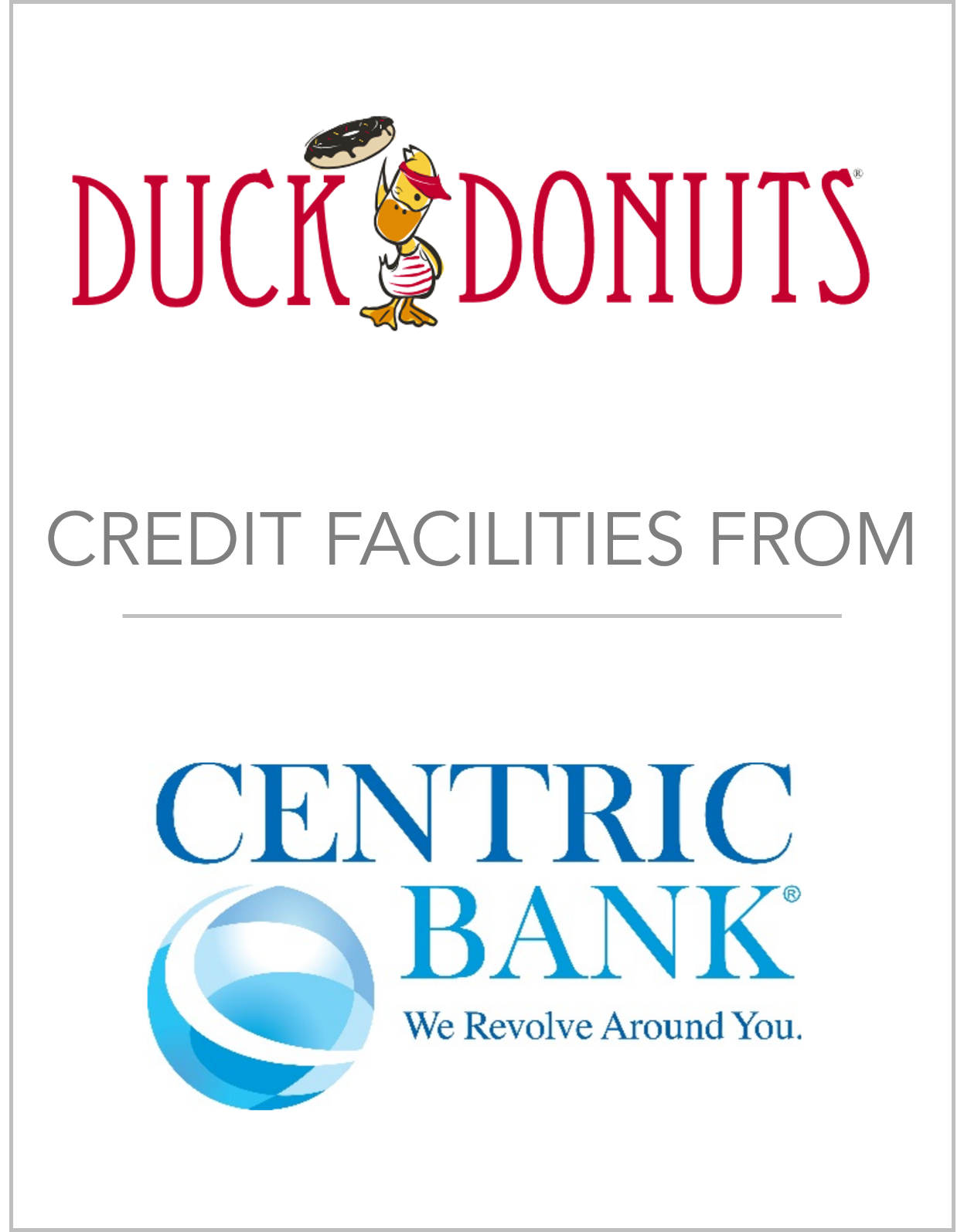 Fairmount Partners Assists Duck Donu