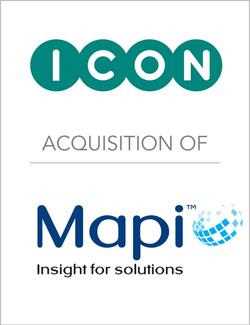 Fairmount Partners Advises ICON plc