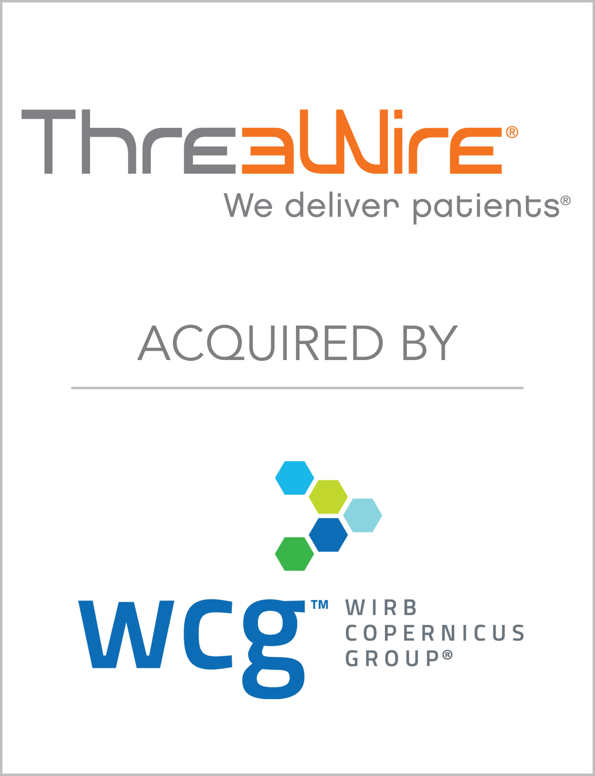 Fairmount Advises ThreeWire on its A