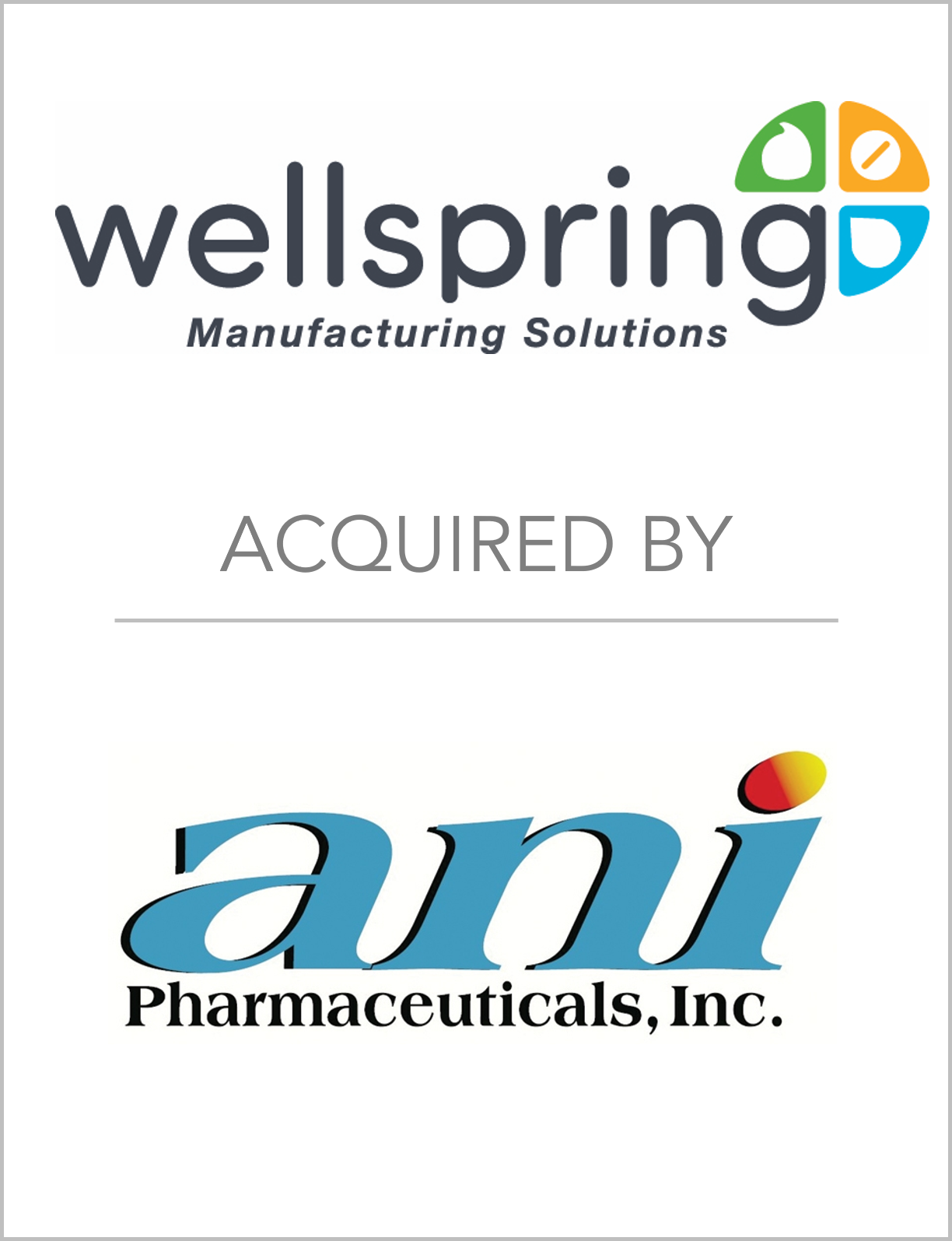 Fairmount Partners Represents Wellsp