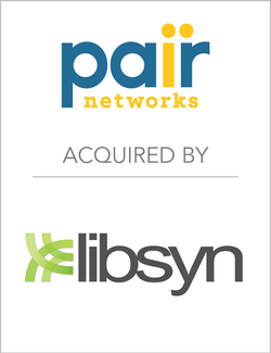Fairmount Partners Advises pair Netw