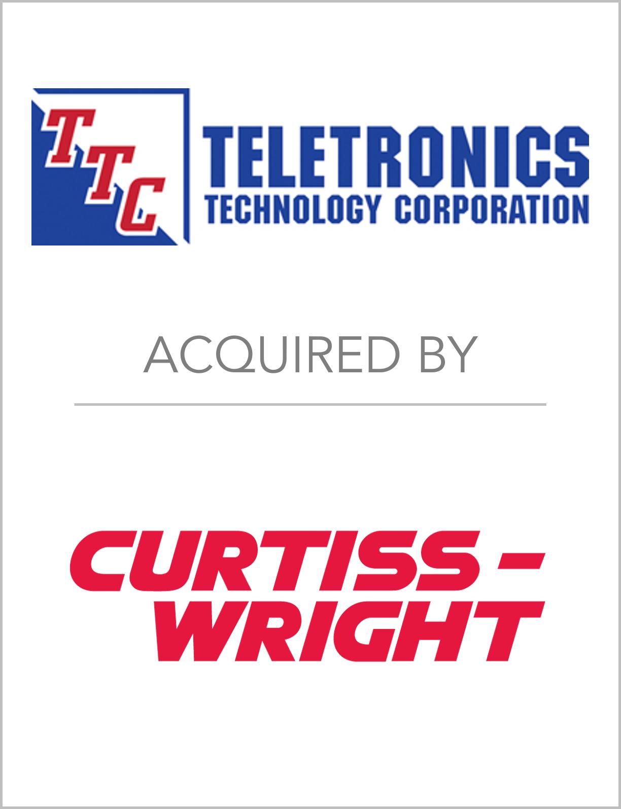 Fairmount Partners Advises Teletroni