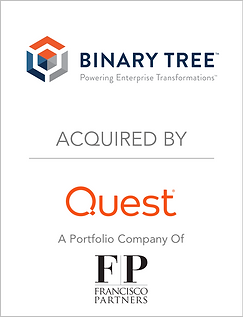 Binary Tree_Acquired By_Quest Software_F