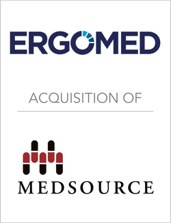 Ergomed_Acquisiton Of_MedSource