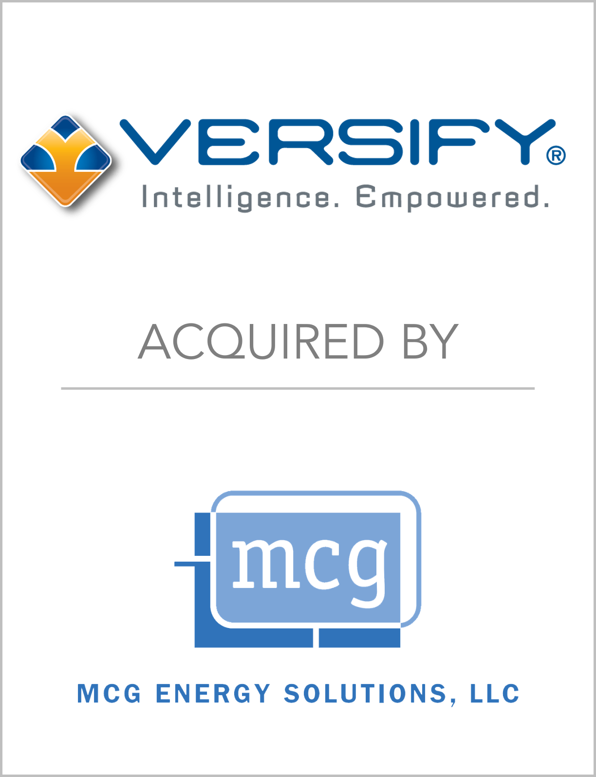 Fairmount Partners Assists Versify S