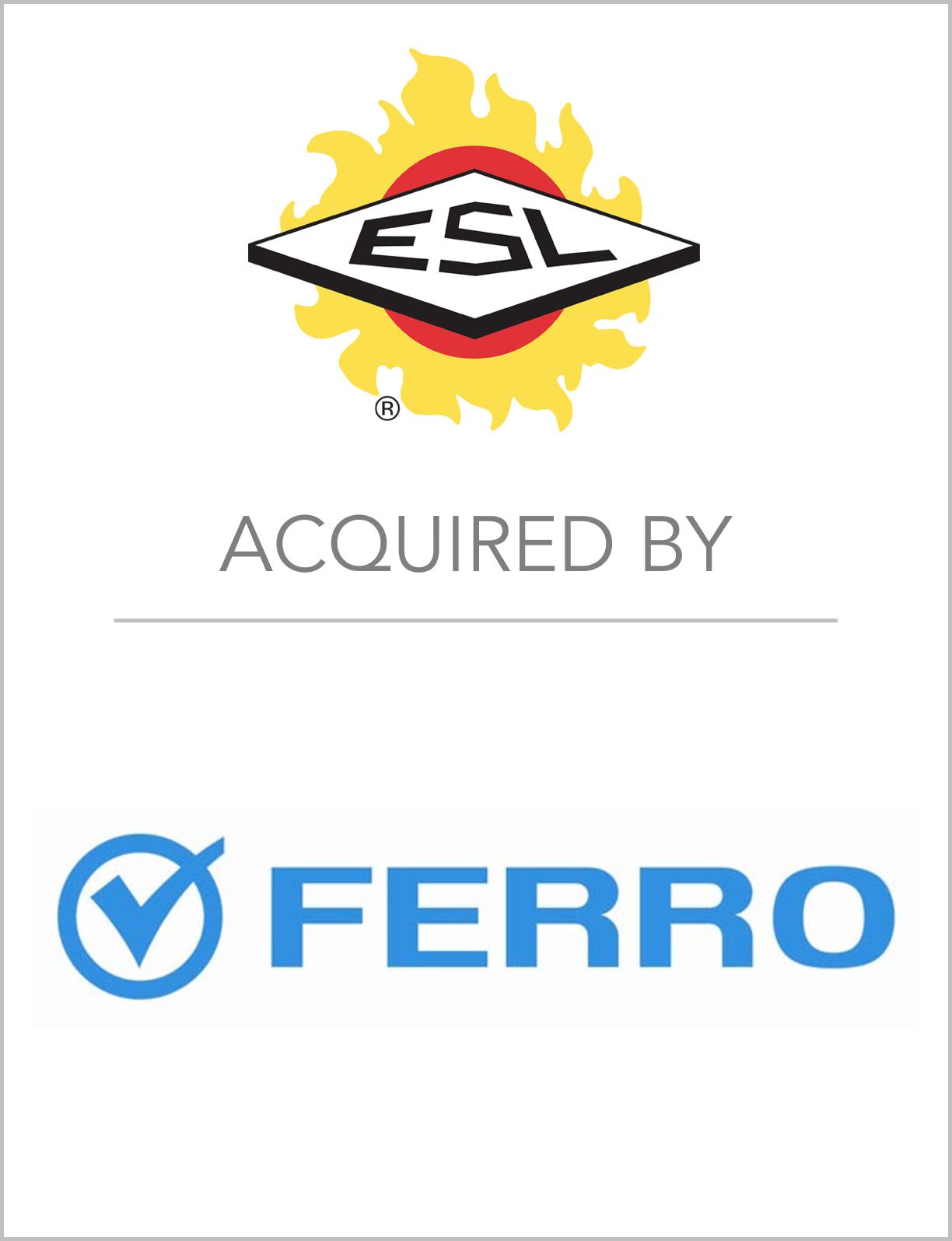 Fairmount Partners Advises Electro-S