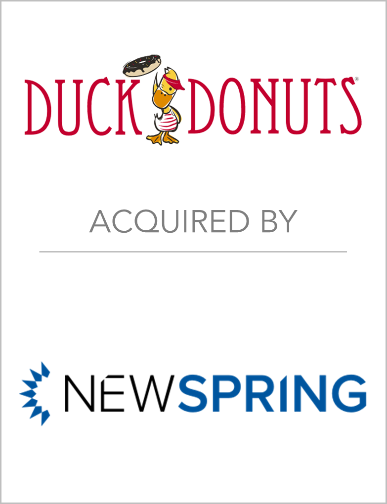 DuckDonuts_AcquiredBy_NewSpring