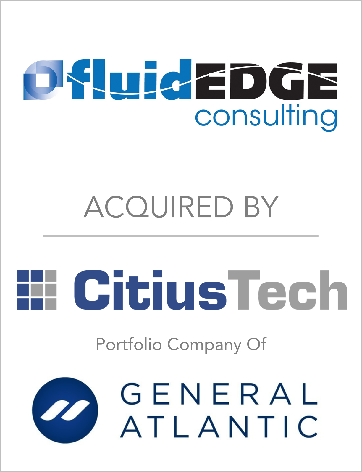 Fairmount Partners Advises FluidEdge