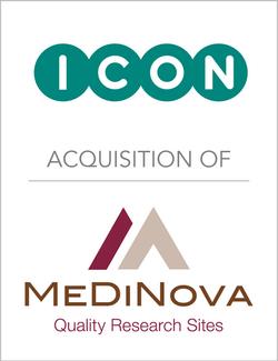 ICON_AcquisitionOf_MeDiNovaResearch - To