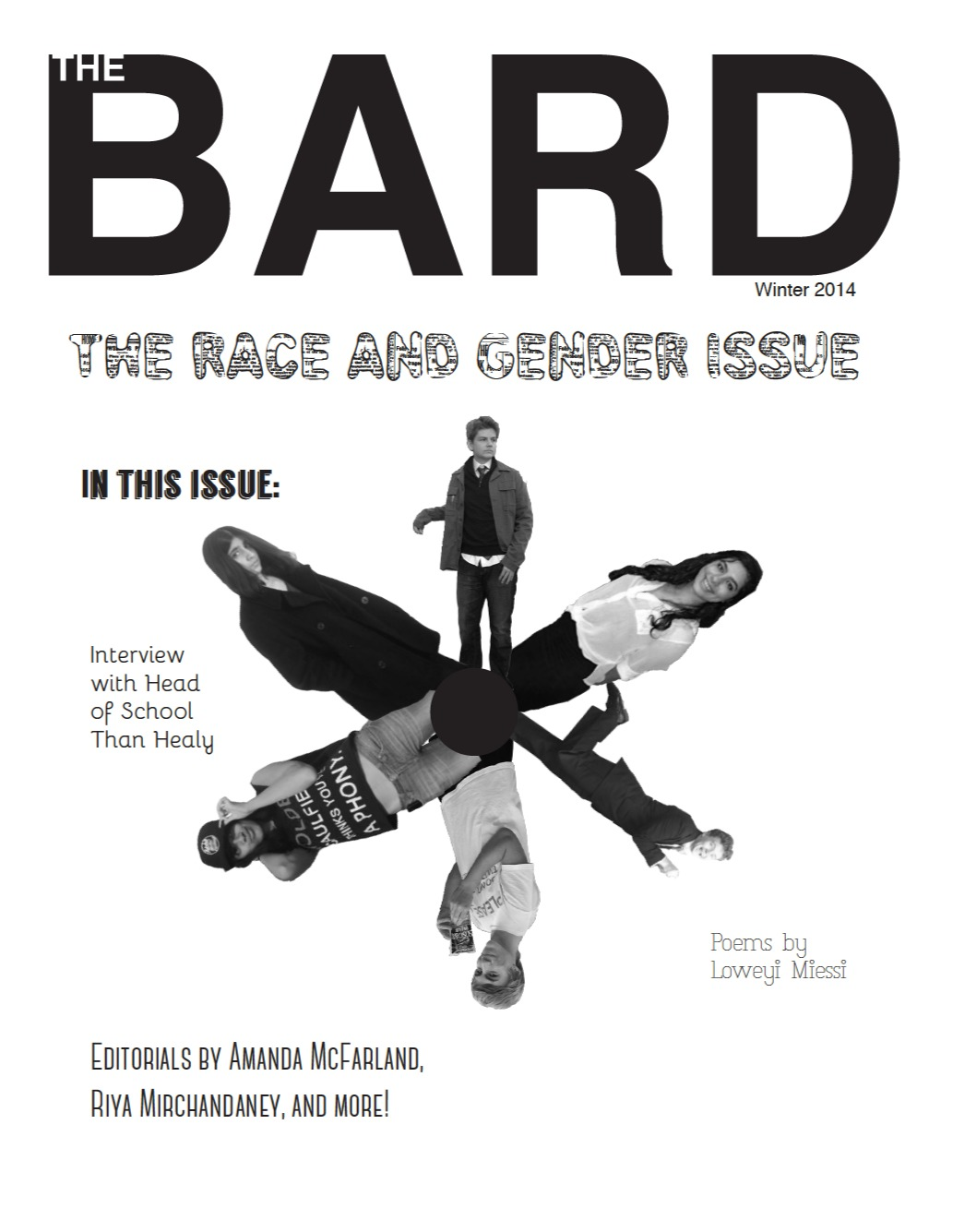 The Bard: Race and Gender Issue