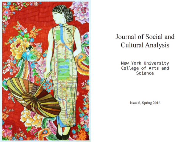 Journal of Social and Cultural Analysis: Spring 2016