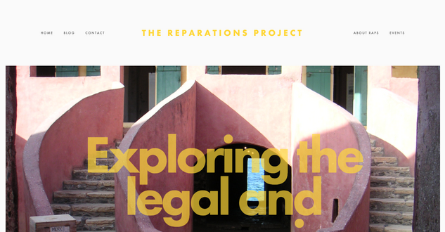 The Reparations Project