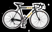 ombre Bike