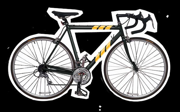 Schatten-Bike