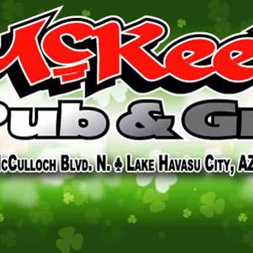 Sin City Whiskey Tasting at McKee's Pub & Grill - Lake Havasu