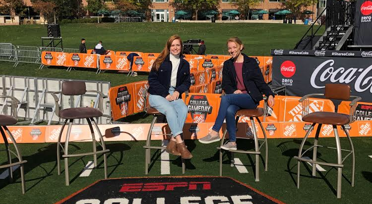 College Gameday Takeover