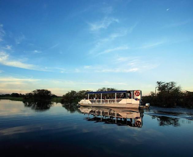 Yellow Water Cruise - Kakadu in a Day To