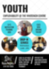DRC Whiteinch Employability Sessions Pos