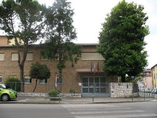 3_ Ingresso principale e Scuola Primaria