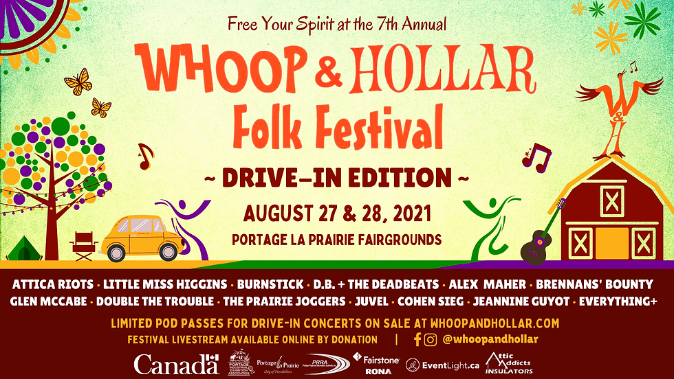 Whoop & Hollar Poster - Facebook Cover.p