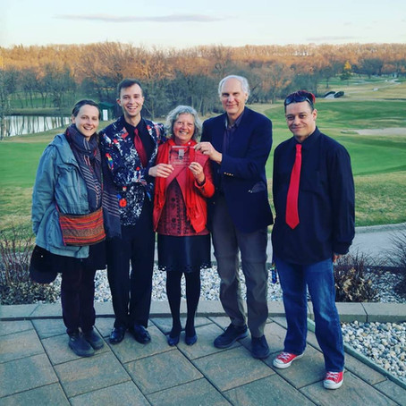 Whoop & Hollar Wins Regional Tourism Award
