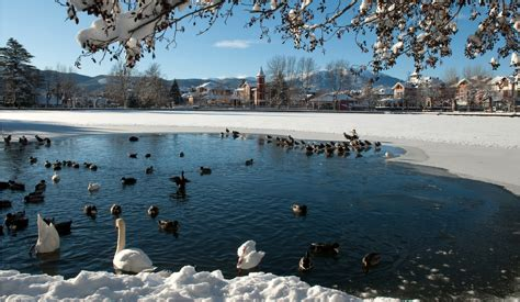 lago nevado