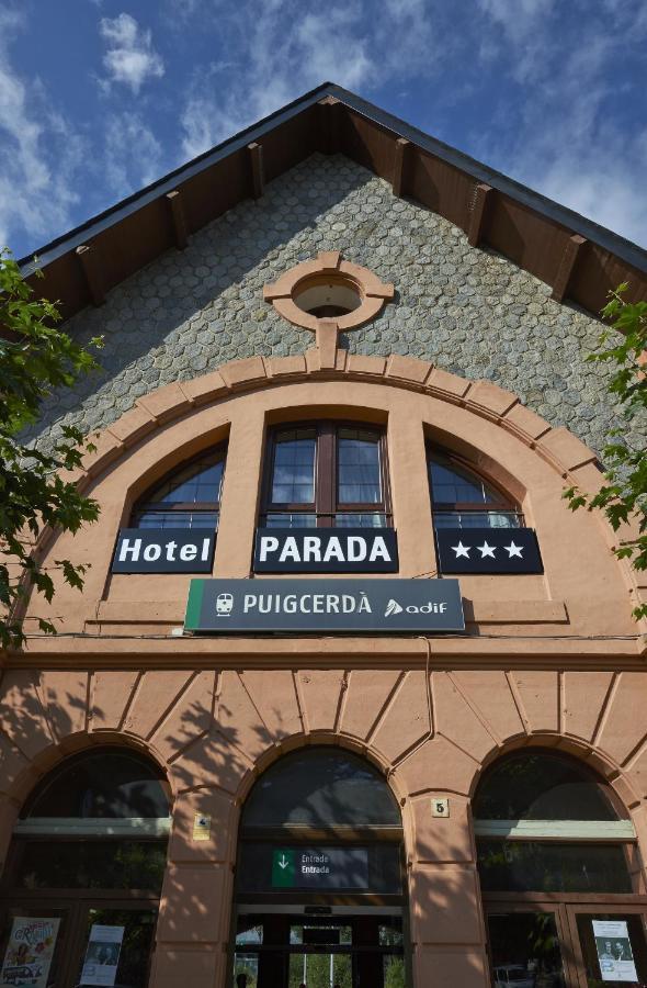 HOTEL PADADA FACHADA DOS