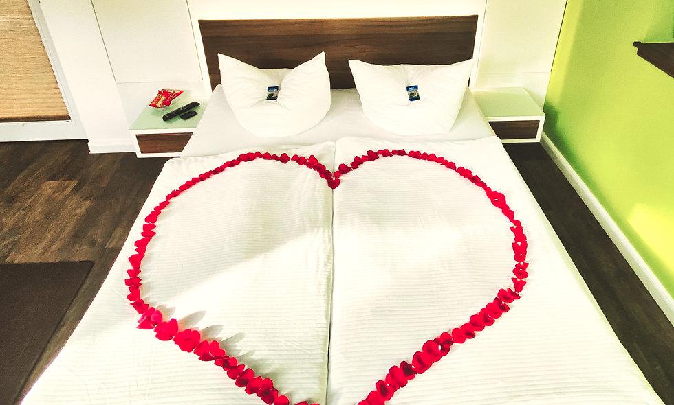 Geschenkgutschein - 1 Nacht Honeymoon (Haupt-Tarif)