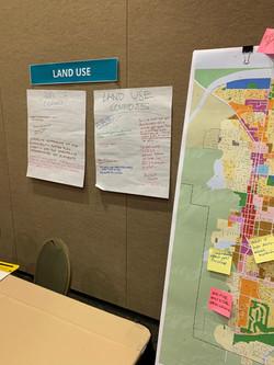 Workshop 1 - image of land use station s