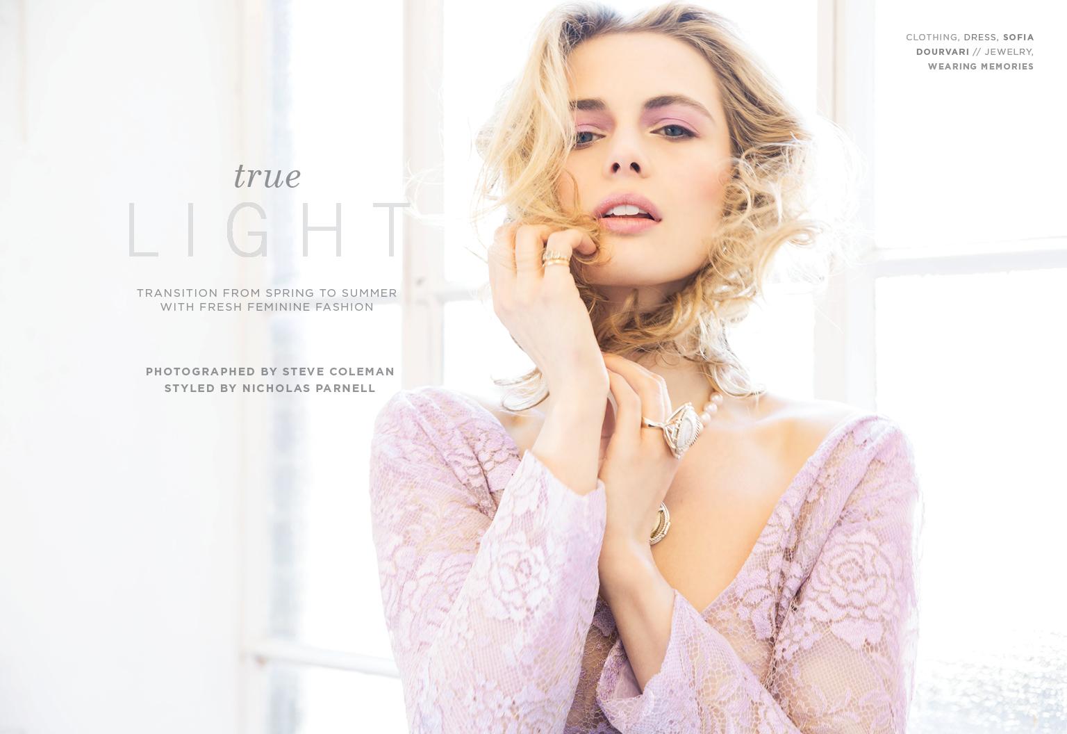 Style Magazine With Sofia Dourvari