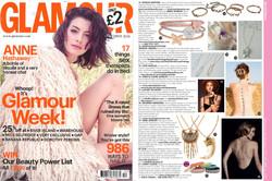 Glamour Magazine October 15