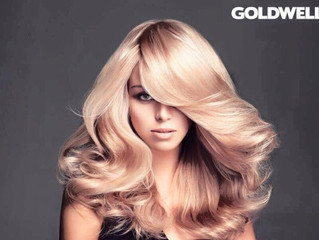 Exciting News ... We are now a GOLDWELL Salon!