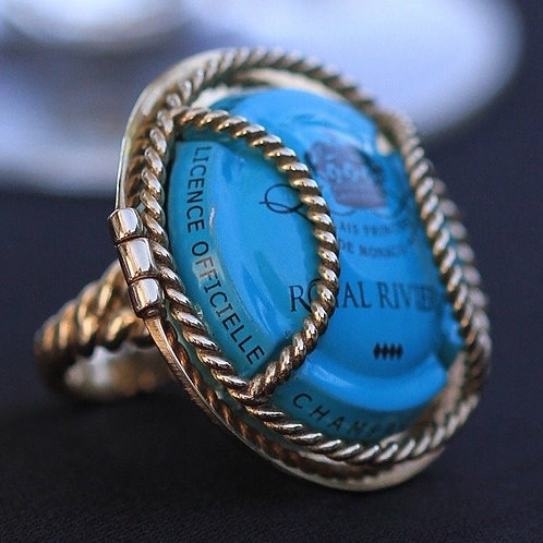 R2W Cocktail Ring Bronze ($250.00 USD)