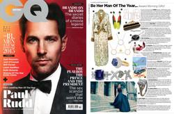 Gentleman's Quarterly October 15