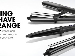 On Special: ghd curve™ Curling Range