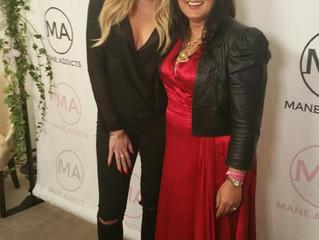 Our Very Own Kiron Barui Meets Khloe Kardashian Talking Hair and Makeup!