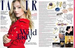 Tatler Magazine February 16
