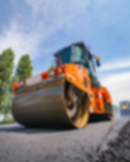 Financing heavy equipment road roller.jp
