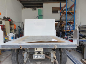 Painting & Refurbishment of Truck Bodies / Machinery